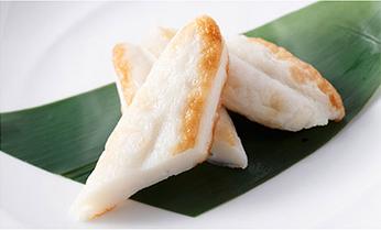 ぷりぷりと風味よく。仙台名物・笹かま